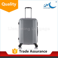 China luggage manufacturer foldable trolley luggage bag cases