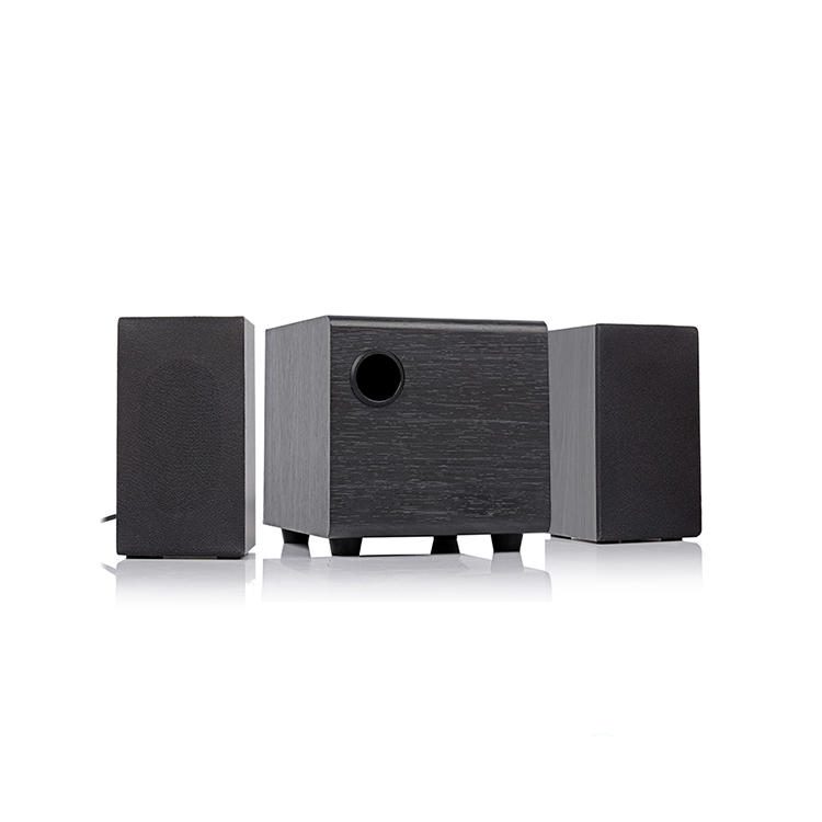 Best Price Home Theater with fm radio 2.1 Multimedia Speakers