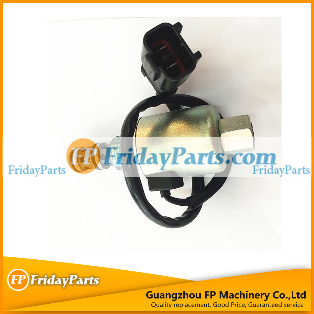 Generator <strong>Diesel</strong> Engine Stop Solenoid 20Y-60-11712 220Y-60-11713 PC200-5 for Engine parts