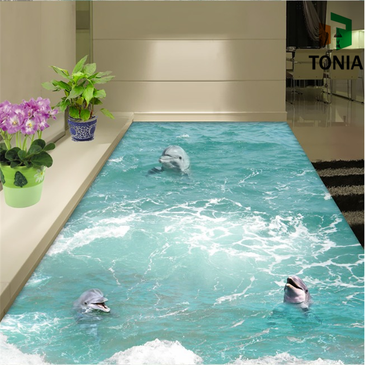 Blue Bathroom Wall Tiles Modern 3d Wall Tiles Commercial Bathroom ...