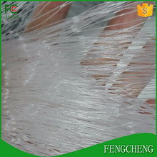 wholesale uk hdpe knotted netting transparent bird net uv vineyard net