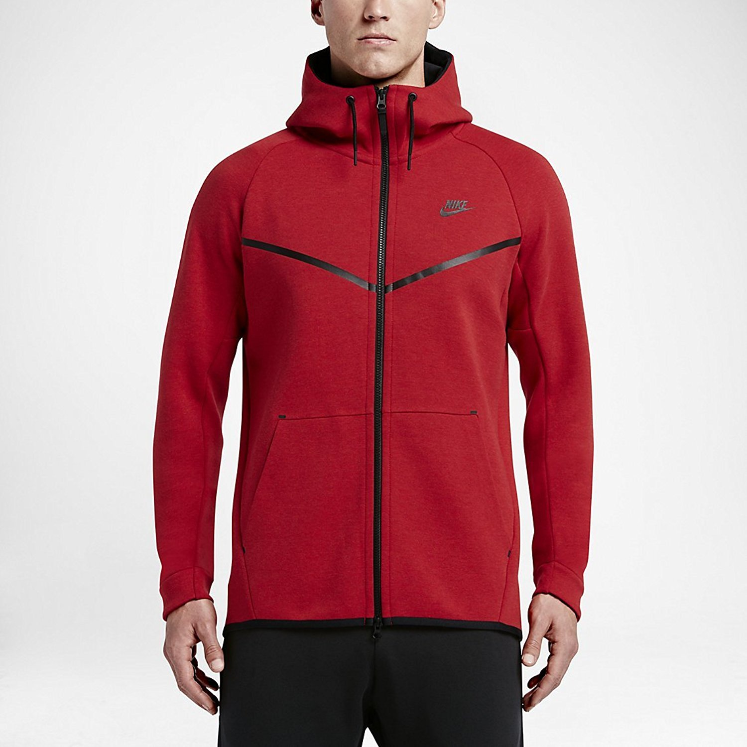 7391d4f0ddcc Get Quotations · Nike Mens Sportswear Tech Fleece Windrunner Hooded  Sweatshirt