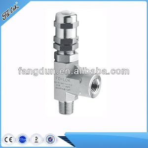 CE Approved Gas Range Safety Valve