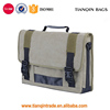 Newest 17 Inch Canvas Messenger Shoulder Bag Laptop Bag for men and women with Multi Compartment At Low Price