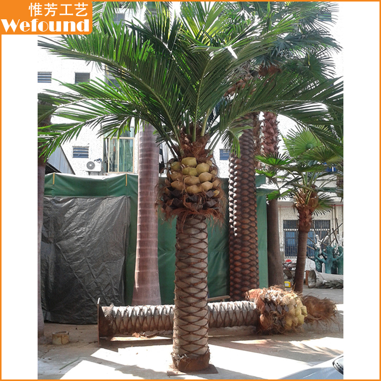 Wefound Artificial Date Palm Tree Artificial Date Palm