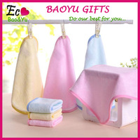 Promotional 100% Bamboo fiber kids towel Cheap kids towel baby Saliva towel