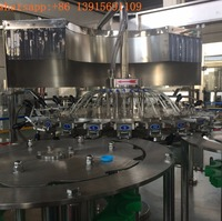 Small PET Bottled Pure/Mineral/Still Water Bottling Plant/Filling Line