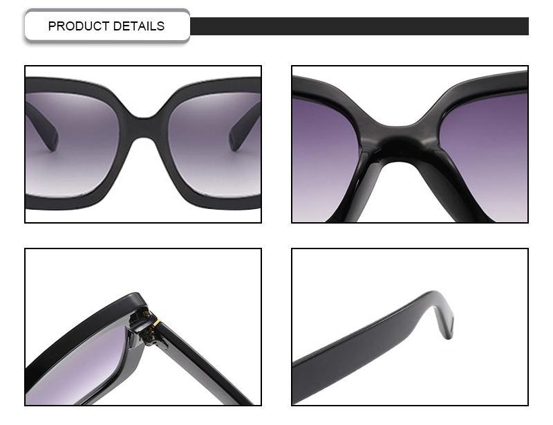 Fuqian lady women's metal sunglasses manufacturers for racing-9