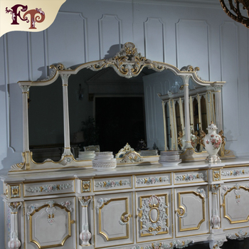 French Provincial Bedroom Furniture Classic Mirror Furniture Antique