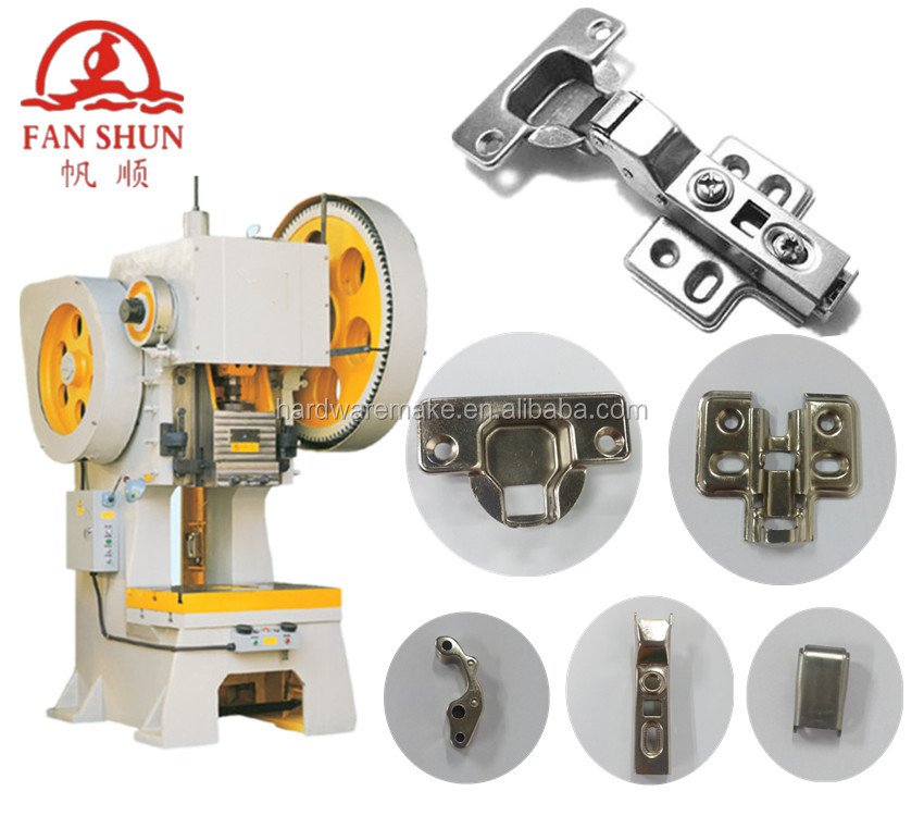 Automatic cabinet door soft close hinge production line machines manufacturer with best price