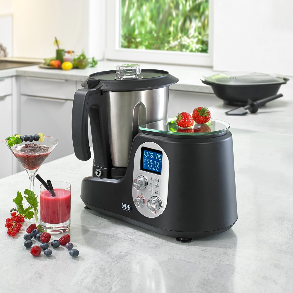 Multifunction Electric Automatic Soup Maker/meat Chopping/grinding ...