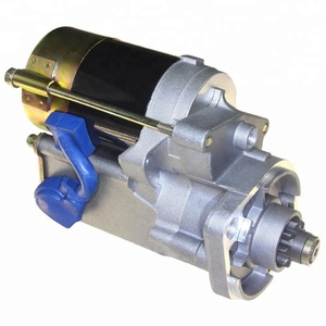 Factory starter motor replace Denso 028000-8220, 028000-8221