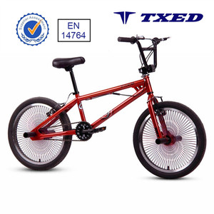 Hot sell Chinese supplier strong tyre freestyle bmx bike 20