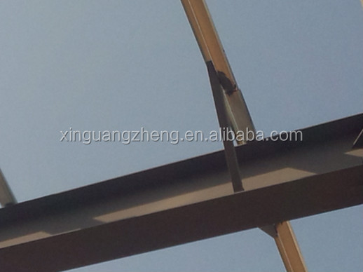 RUST-PROOF STEEL STRUCTURE CHINA SUPPLIER WAREHOUSE