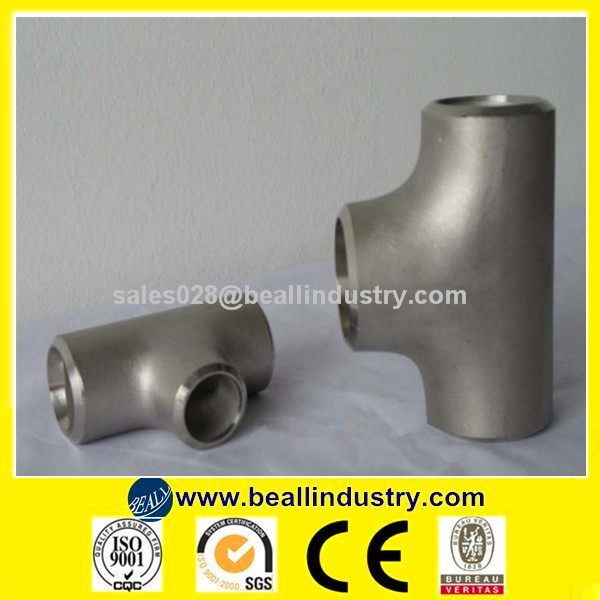 6 inch equal tee 304 316 321 manufacturer