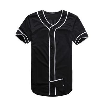 02d40c082 Cheap Plain Custom Baseball Jersey Shirt - Buy Baseball Jersey Shirt ...