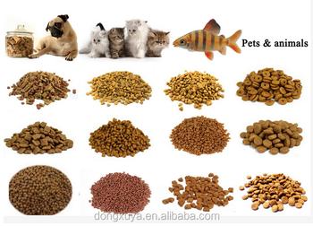 China Dog/pet Food Production/making/processing Machine/equipment ...