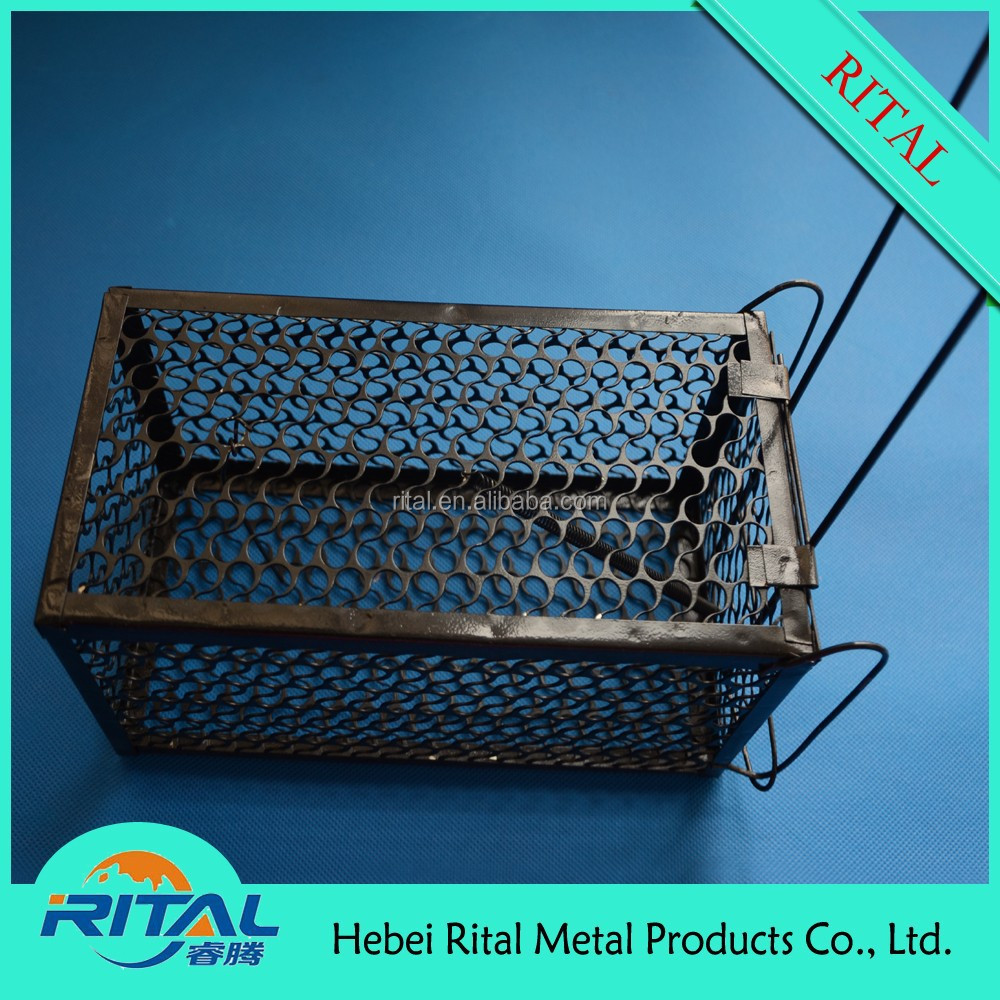 Humane Animal Trap Cage for Rat and Mouse, Marten,Coyote
