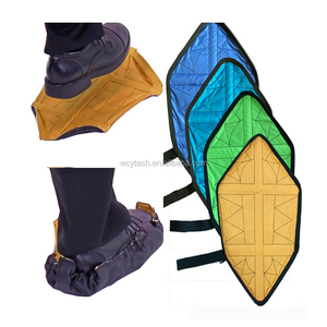 Hands-free One Step Sock Shoe Covers Waterproof Reusable Automatic Lazy Shoe Cover