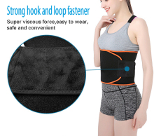Factory neoprene body shaper women sweat sauna vest front zipper neoprene shaper