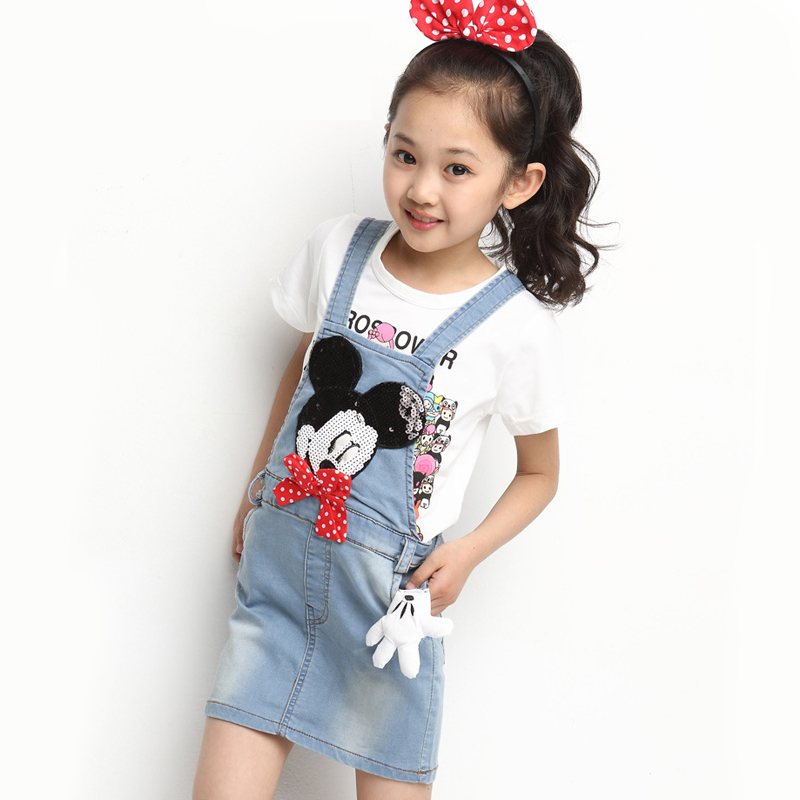 e318208f1aa Buy Baby Girls Children kids clothes denim suspenders skirt baby girls  fashion blue jeans braces mini skirt overalls in Cheap Price on  m.alibaba.com