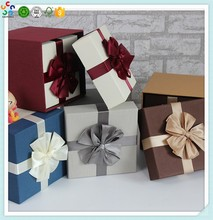 wholesale popular printing paper birthday gift set box