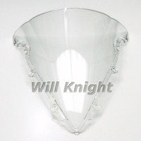 ABS Motorcycle Windshield Windscreen For Yamaha YZF R6 2003 2004 2005