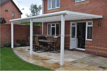 aluminio cubierta del patio toldo patio techo jardn patio casa