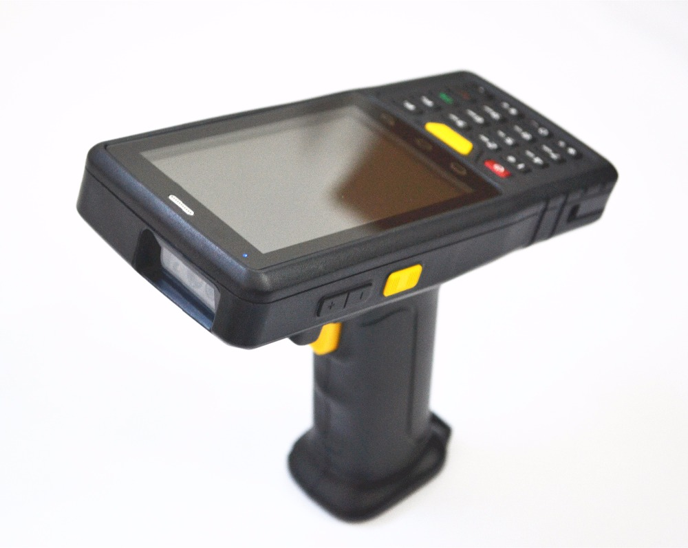 Industrial Portable hand held android barcode scanner pda data collector terminal scanner RFID reader
