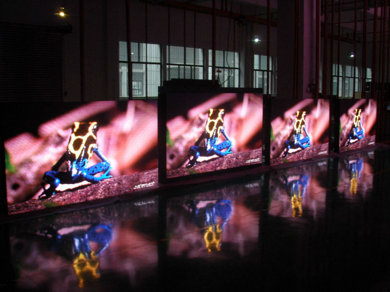 wholesale indoor led signs 5mm ptich indoor full color LED video display