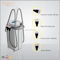 Multifunction machine rf cavitation vacuum products for beauty salon wholesale