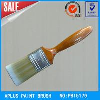 Pig Hair Wooden Handle Handmade Oil Painting Brush