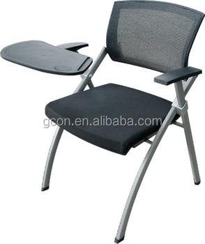 Gros Chaise Pliante Avec Tablet Chaises Pliantes Bras Mobilier De Bureau Dans Des