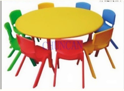 Newest Cheap Plastic Round Tables For Sale Kids Student Furniture Children  Plastics Round Tables U0026 Chairs Series   Buy Round Plastic Tables,Cheap  Plastic ...