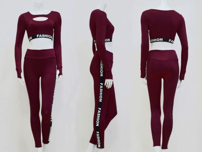 High Quality Yoga Suit 15