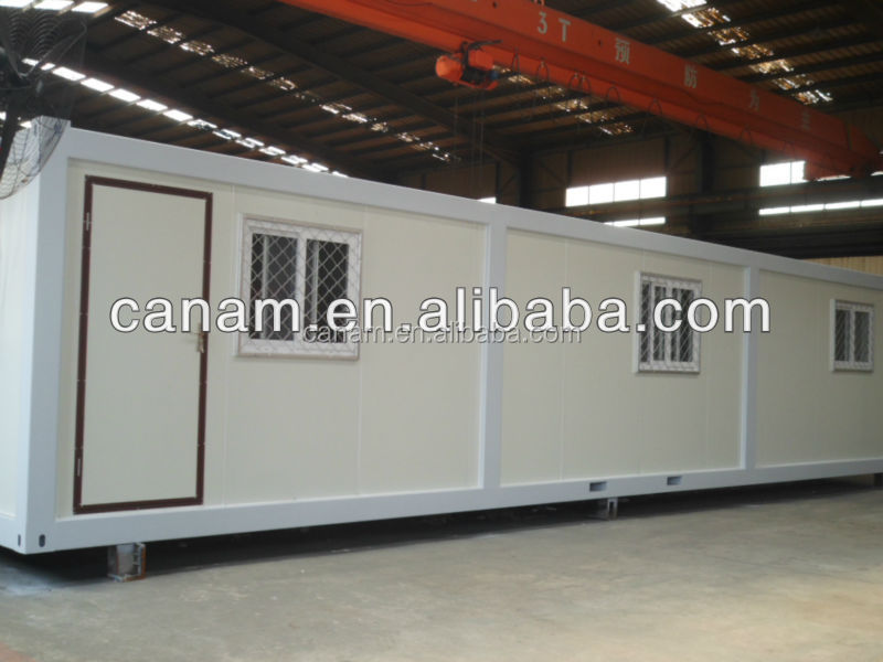CANAM-modular steel frame small farm houses for sale