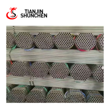 Made in china building material galvanized carbon steel pipe