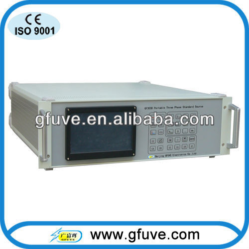 Three standard power source GFUVE GF303D Portable Three Phase standard Power Source