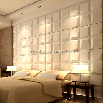 Hotel Wall Decoration Wall Art Panels Molding 3d Texture Wall Panels ...