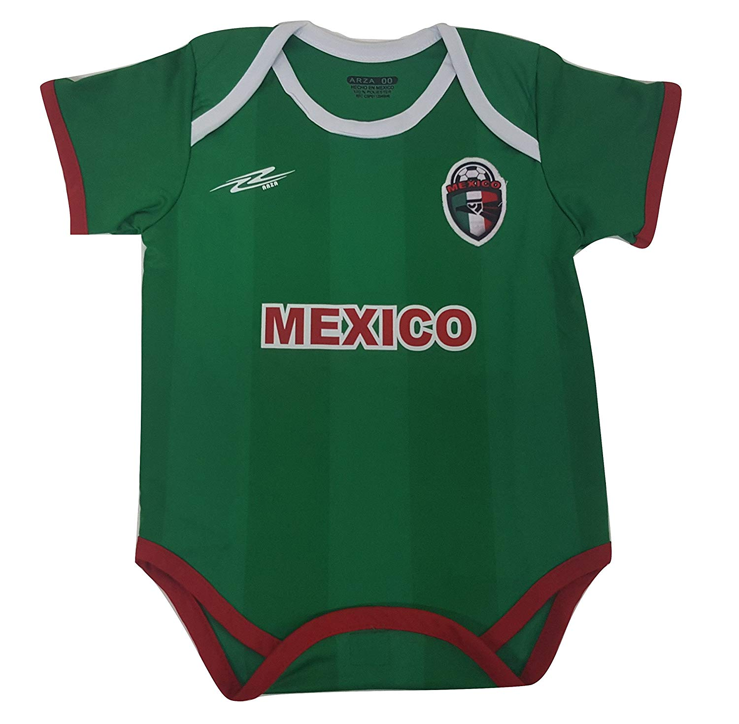 Get Quotations · Mexico Soccer Baby Onesie Mameluco Romper Outfit Copa  America Centenario 2016 7fb65808d