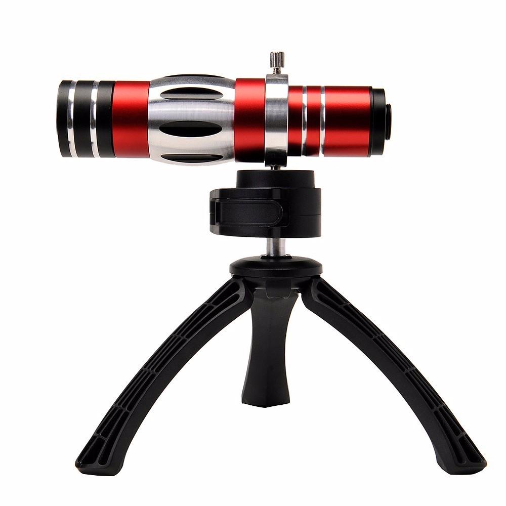 2017 Newest Phone Camera Lentes Kit 18x Telescope