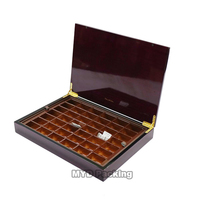 Piano lacquered wood ramadan products wholesale empty chocolate boxes gift box