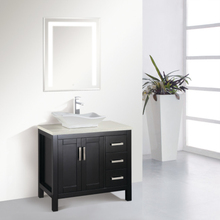 36 Inches Espresso American Standard Bathroom Furniture