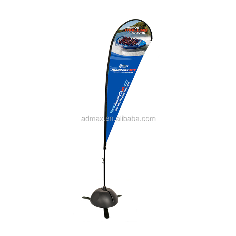 Multi-purpose Flag Pole Water Base and Poster Holder