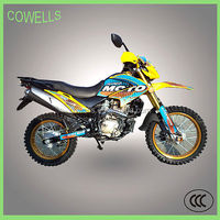 Chongqing Single-cylinder Powerful 200CC Motorcycle