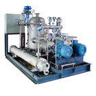 Industrial factory vacuum pump system pompa air