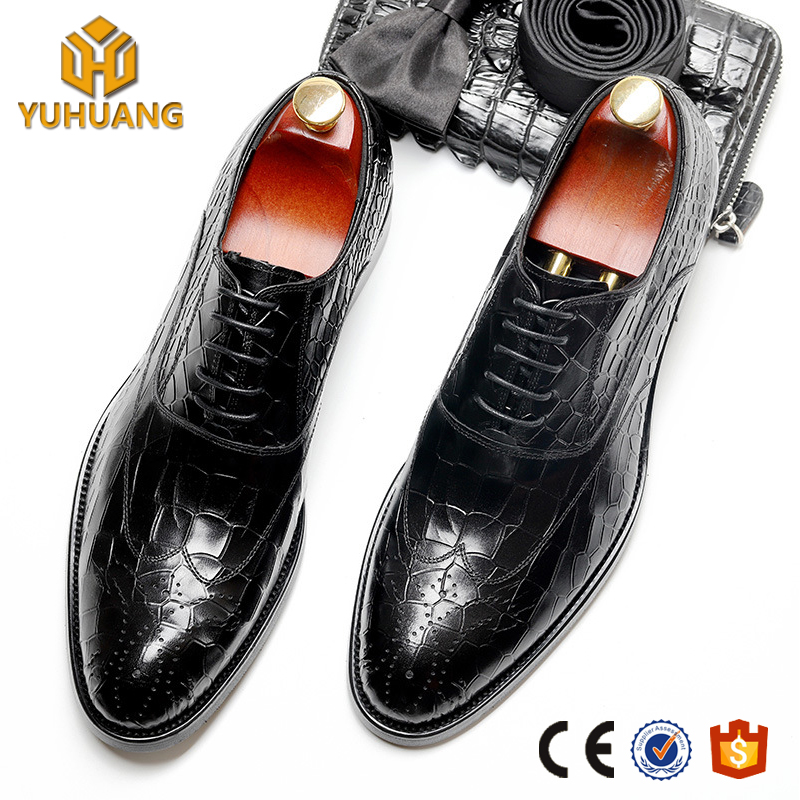Material Shoes Gender Lining Men Dress Genuine Luxury Leather RT7nPqBP