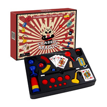 Hot Sale Classic Magic Kit and Magic Set with 12 Amazing Magic Tricks included instruciton booklet