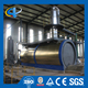 Used engine oil recycling plant advanced gas purifying device low price