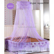 Flowers and lace Polyester mosquito net ,Long Lasting medicated mosquito nets export to africa ,whopes mosquiteiro,moustiquaire